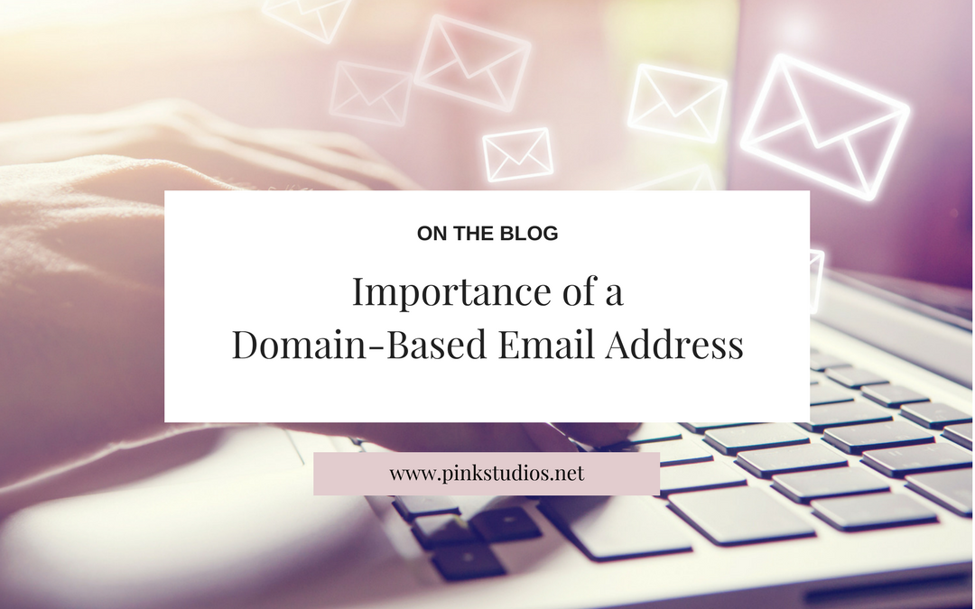 Importance of a domain-based email